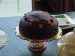 チョコファッジケーキ2
